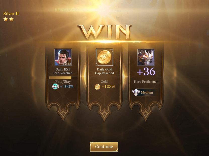 oro del juego