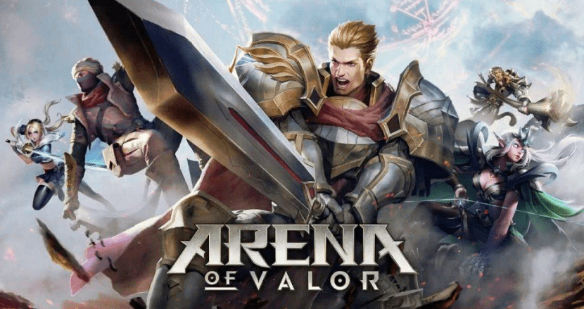 juego arena of valor para android e ios