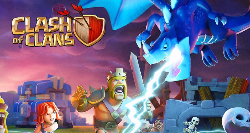 juego clash of clans android ios