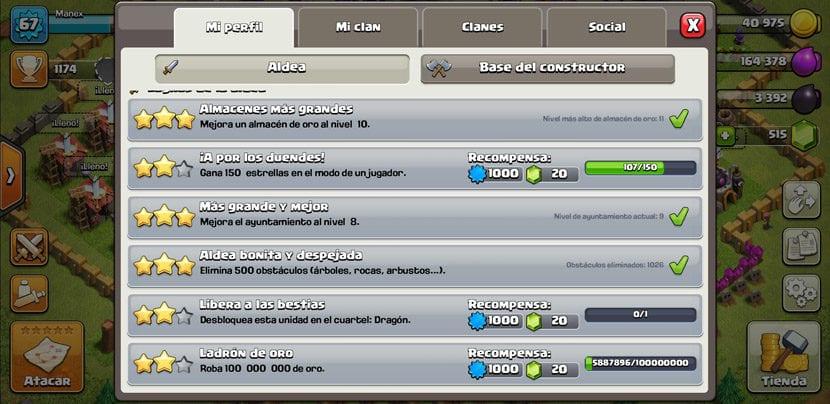 trucos para clash of clans conseguir gemas gratis