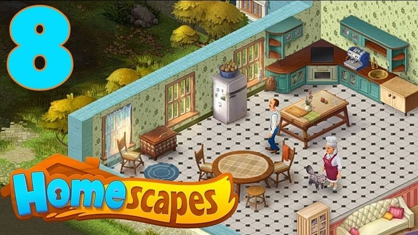 trucos de homescapes