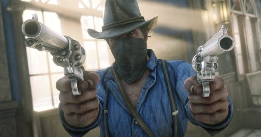 armas red dead redemption 2