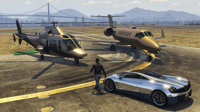 GTA 5 coches