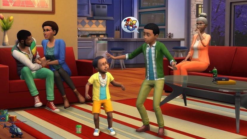 Sims 4 juego