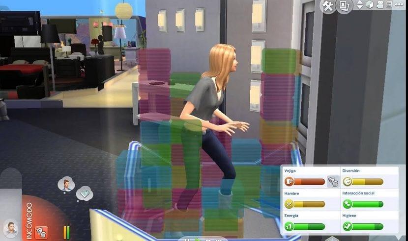 Sims 4 necesidades