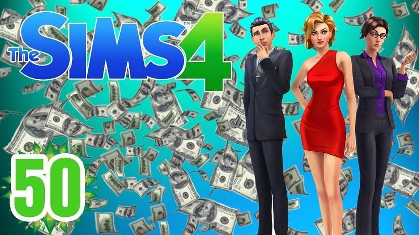 Sims 4 trucos dinero