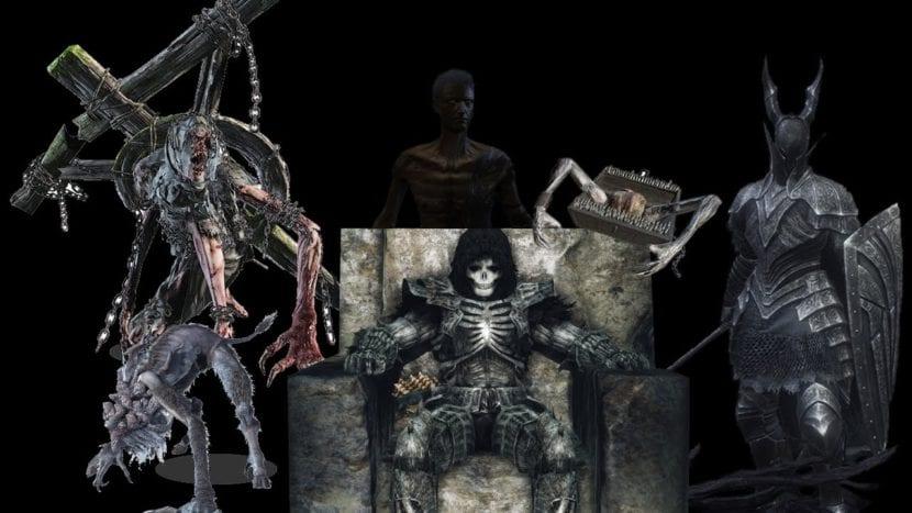 Dark Souls 3 jefes