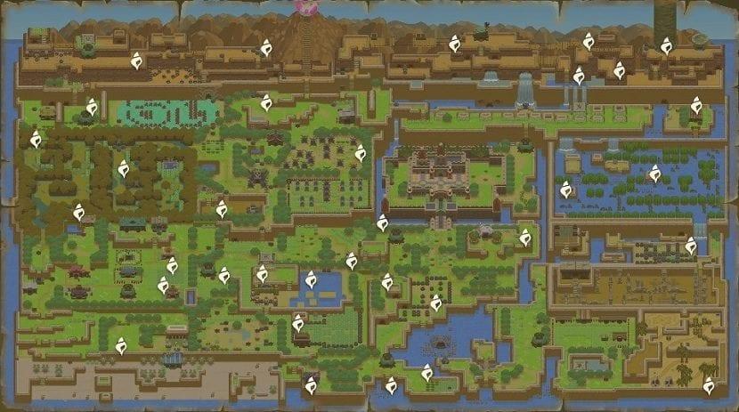 Mapa caracolas