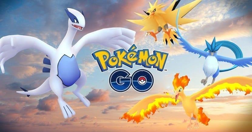 Pokémon legendarios portada