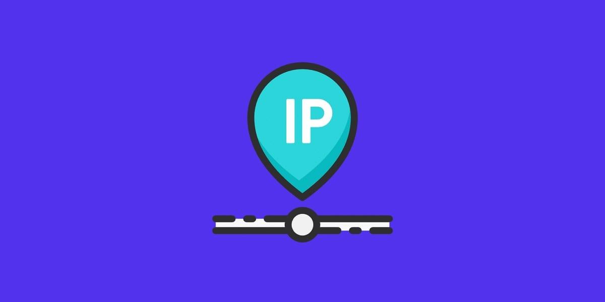 Direccion IP: Cambiar IP