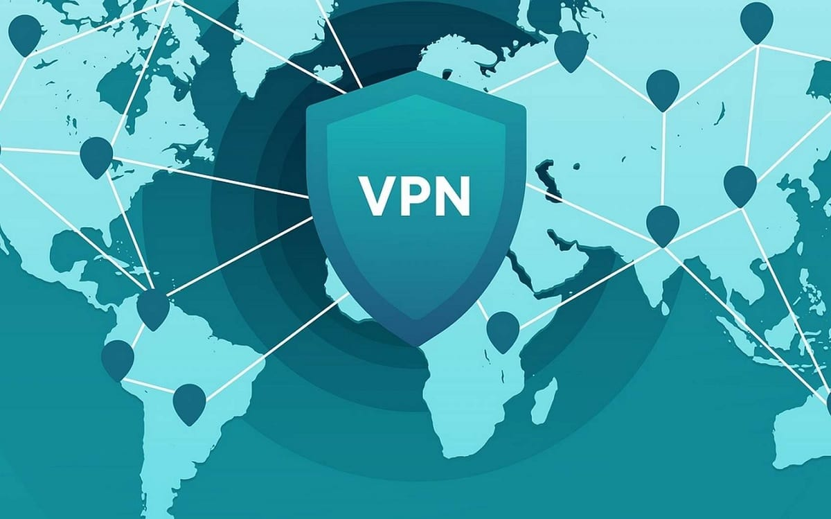 VPN logo cambiar IP