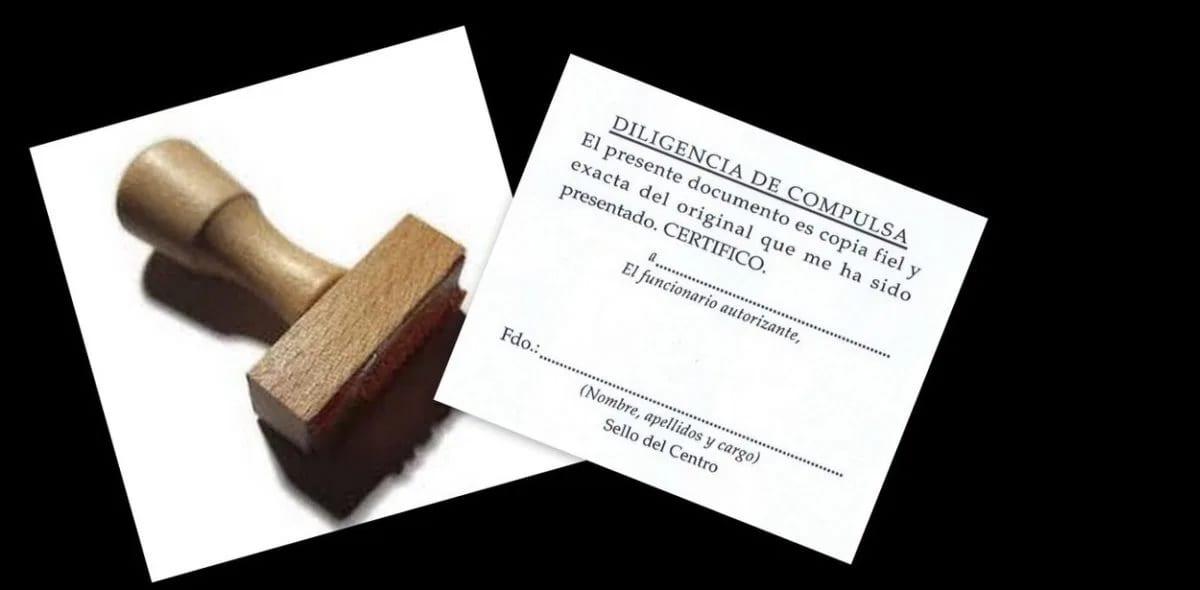 Compulsar documentos