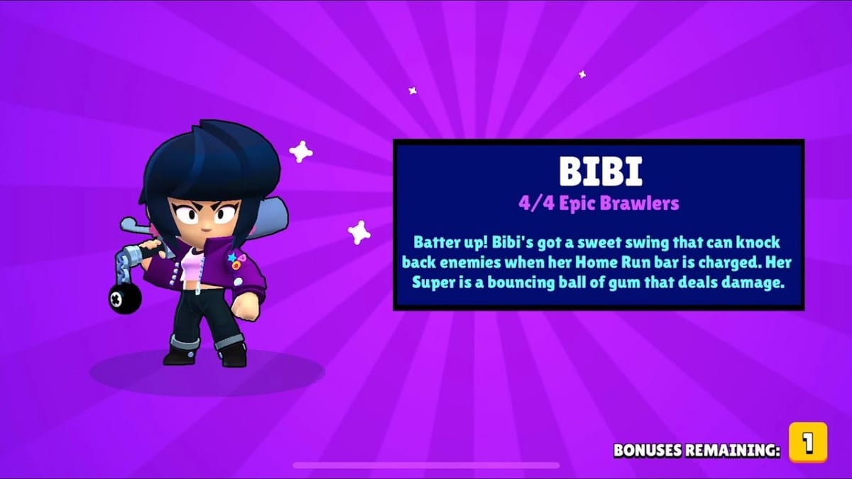 Bibi Brawl Stars