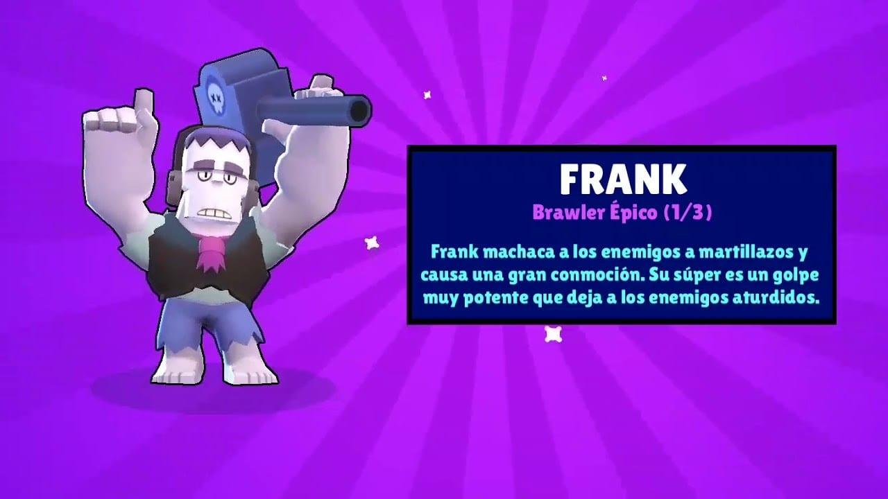 Frank Brawl Stars