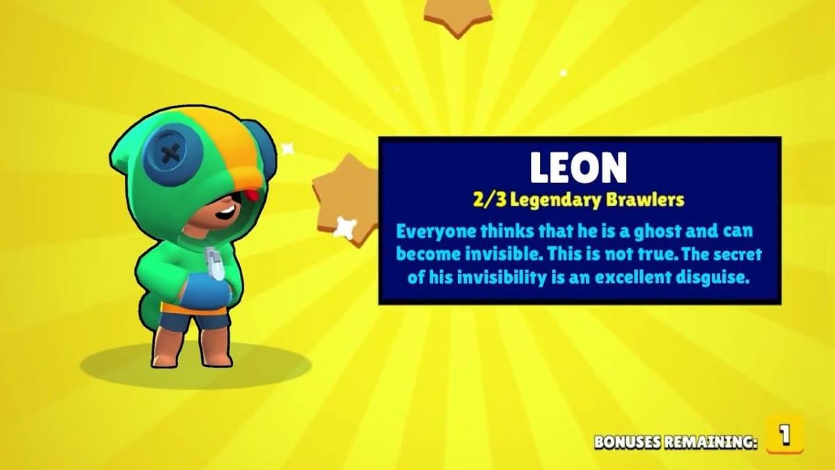 Leon Brawl Stars
