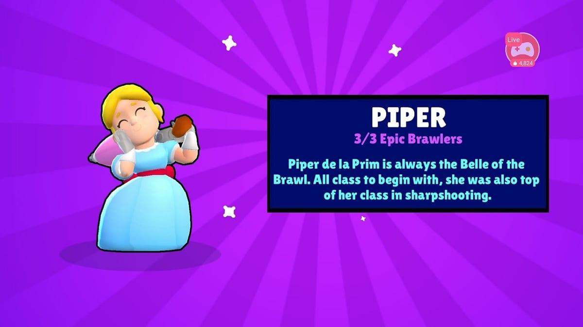 Piper Brawl Stars