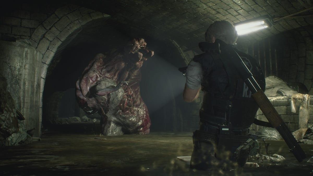Resident Evil 2 Remake enemigos
