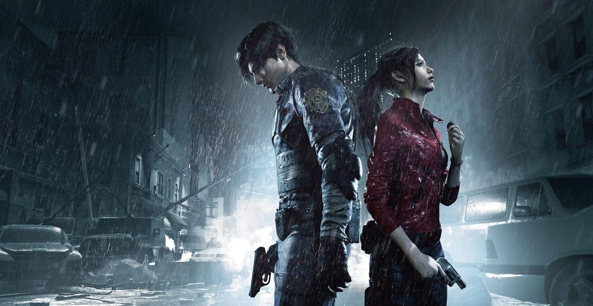 Resident Evil 2 Remake personajes