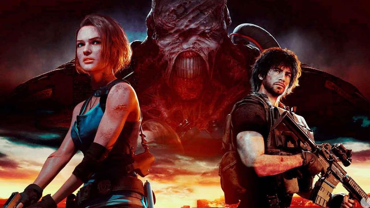 Resident Evil 3 Remake Historia