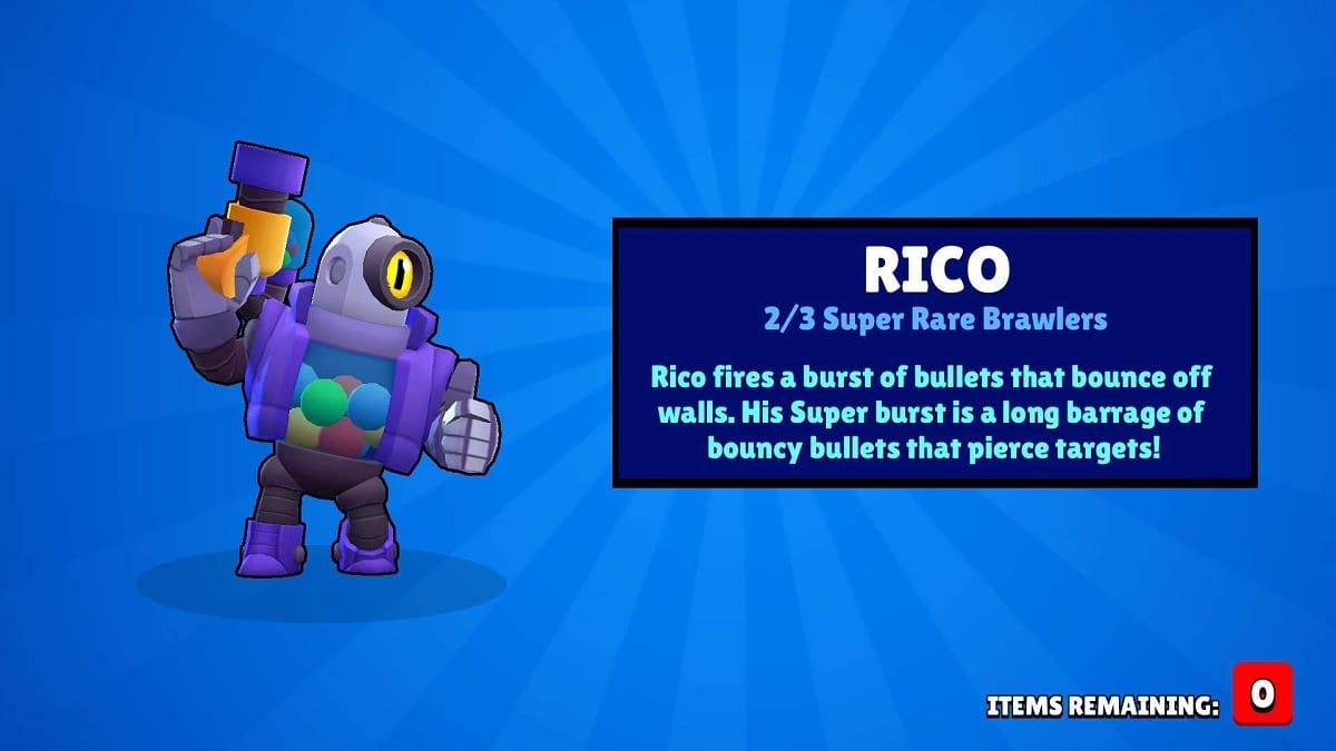 Rico Brawl Stars