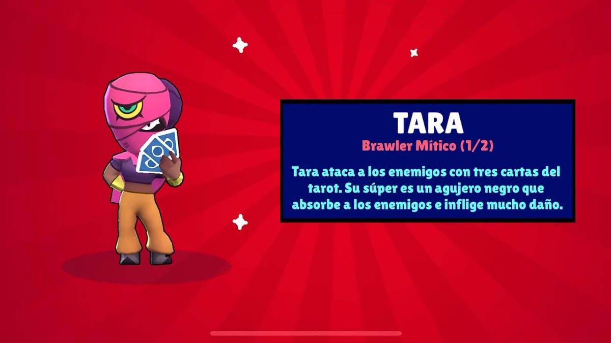 Tara Brawl Stars