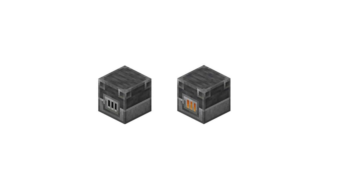 Alto horno Minecraft