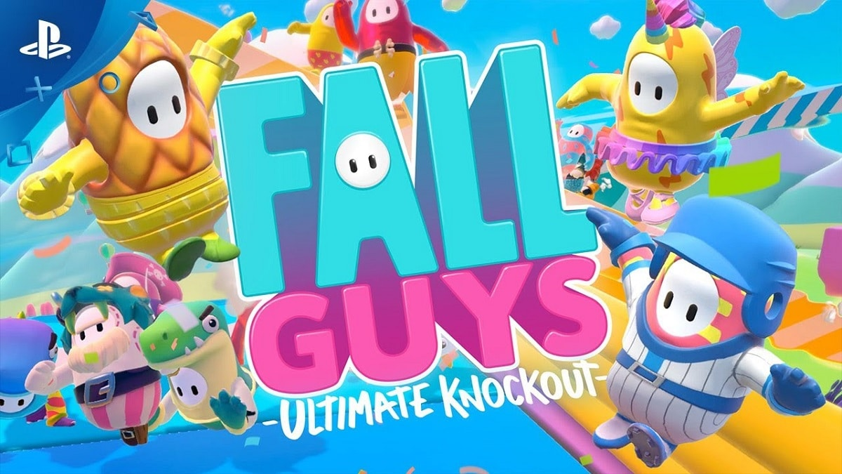 Guía Fall Guys portada