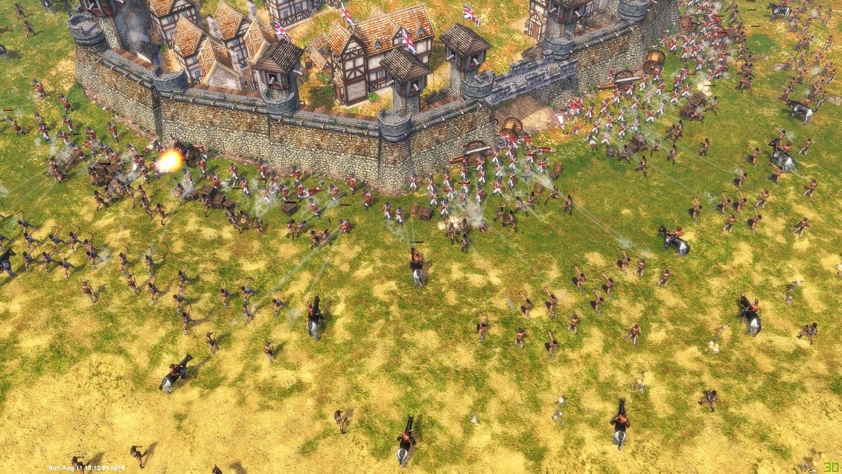 Age of Empires 3 recursos ilimitados