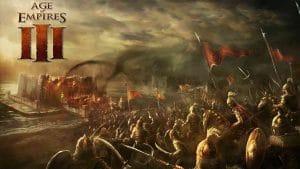 Age of Empires 3 portada
