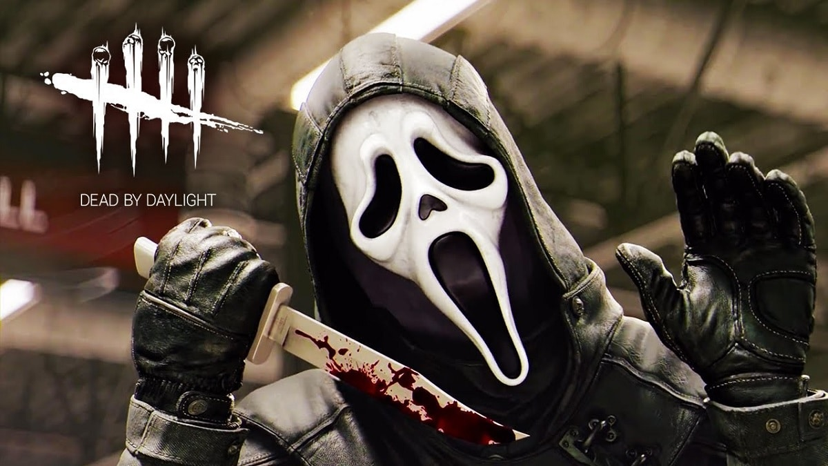 Ghost Face Dead by Daylight