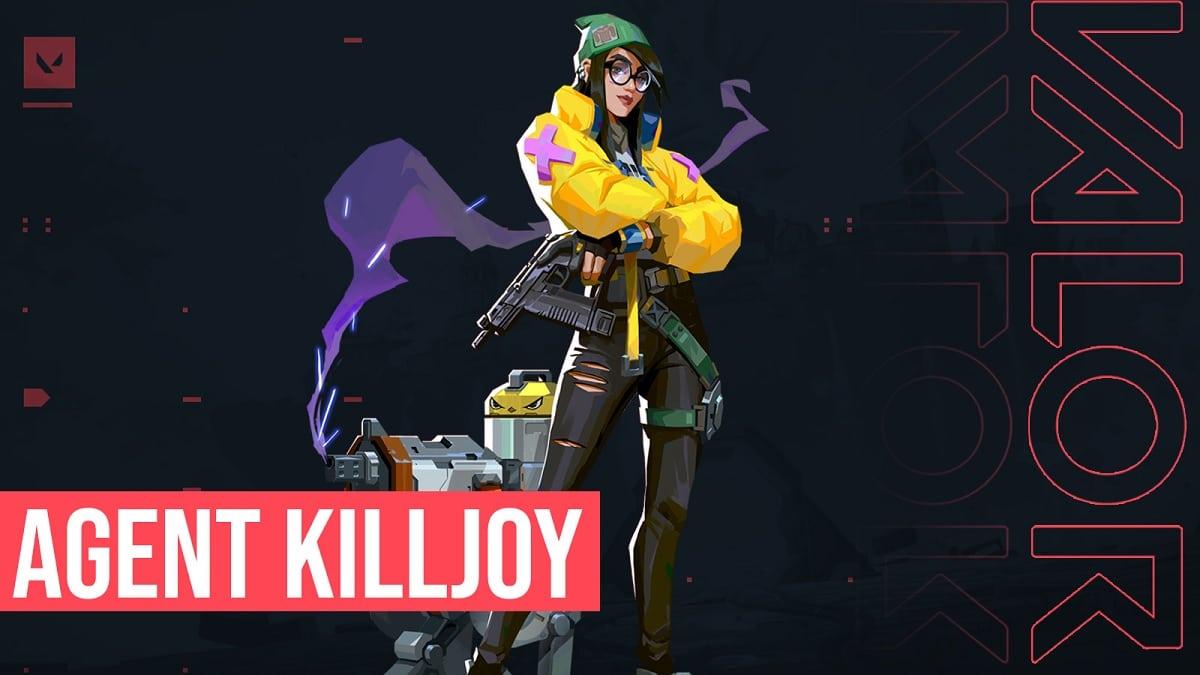 Killjoy Valorant