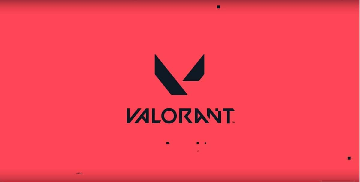 Logo Valorant
