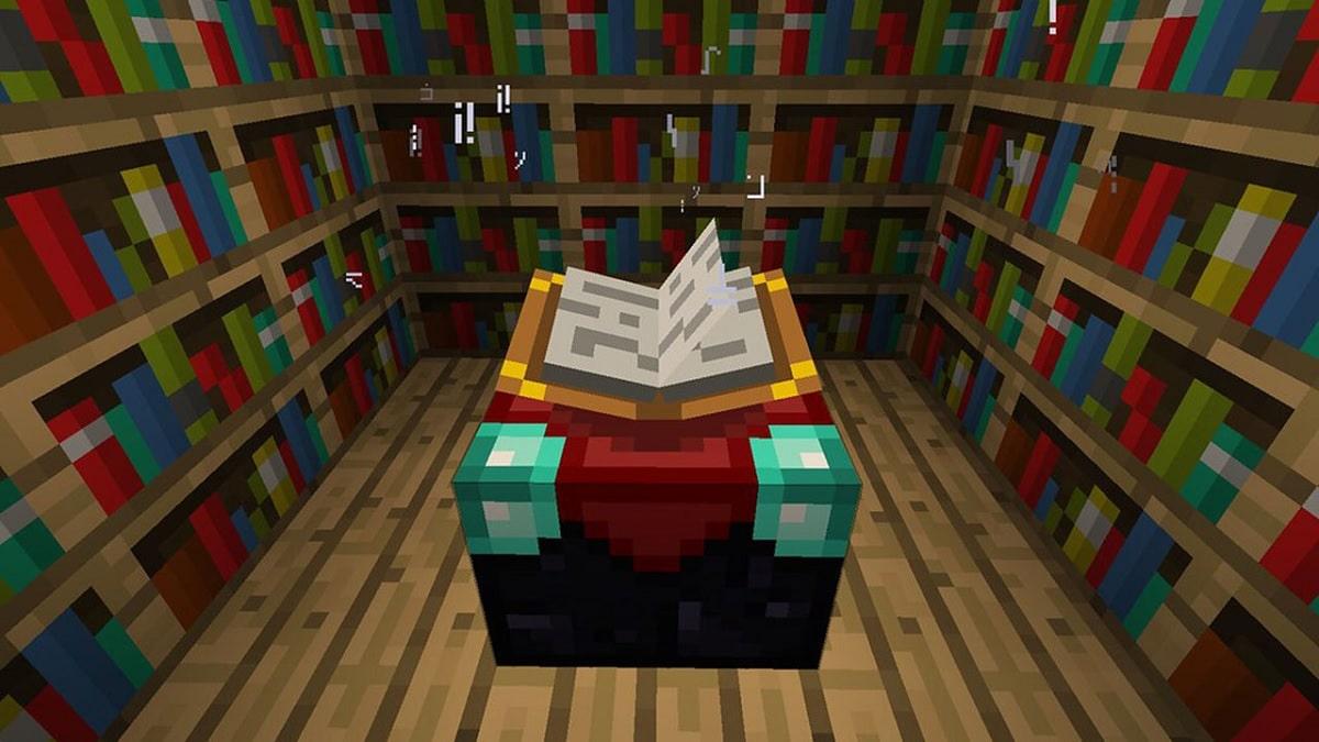Encantamientos Minecraft