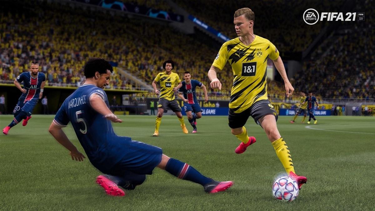 FIFA 21 juego