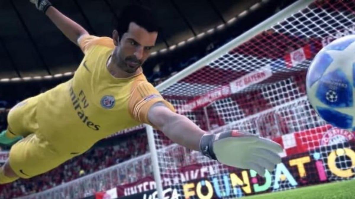 Porteros FIFA 21