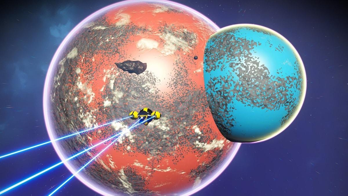No Man's Sky Planetas