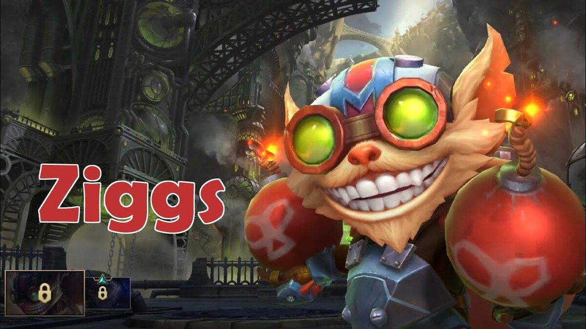Ziggs LoL