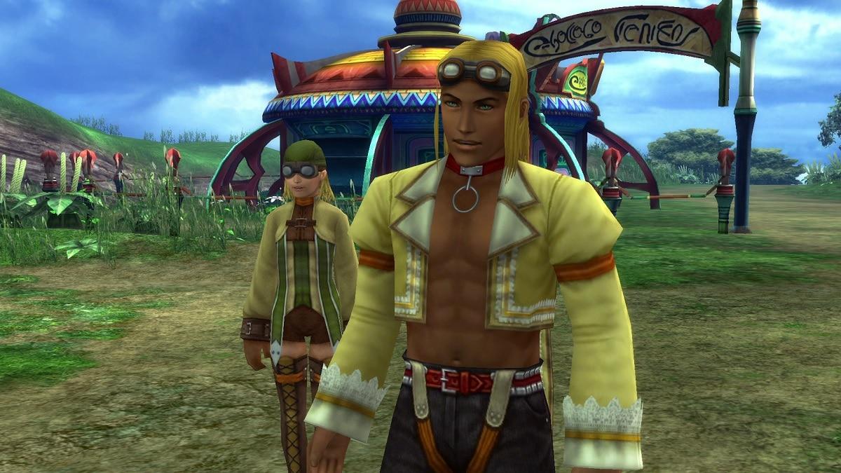 Al Bhed Final Fantasy X