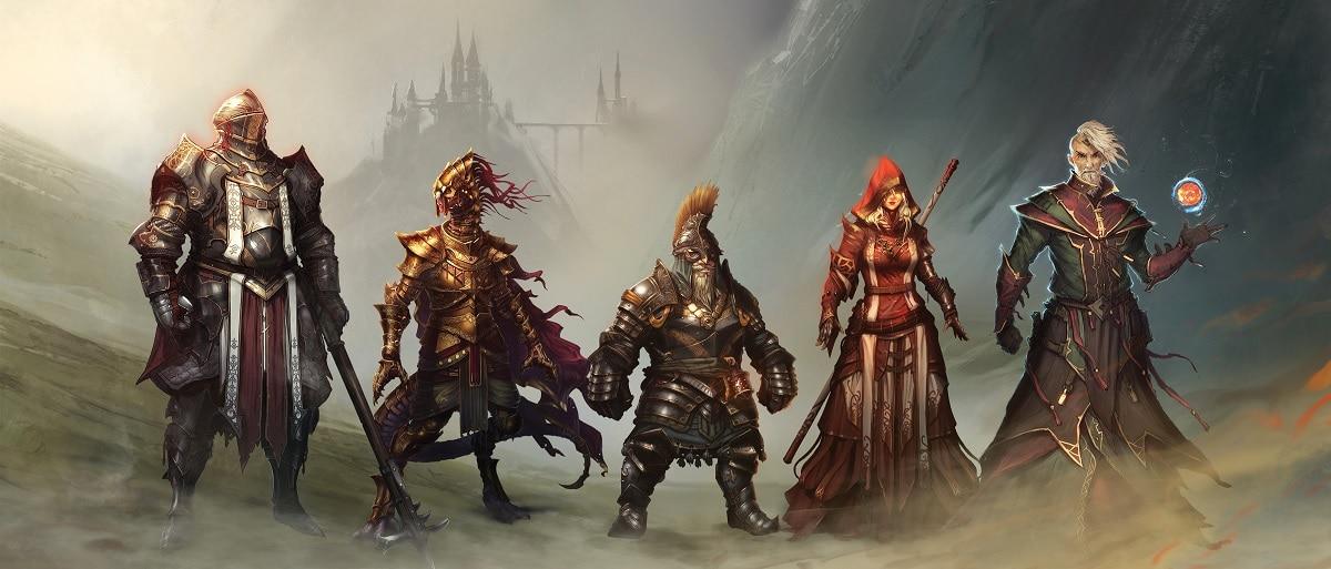 Divinity Original Sin 2 equipo