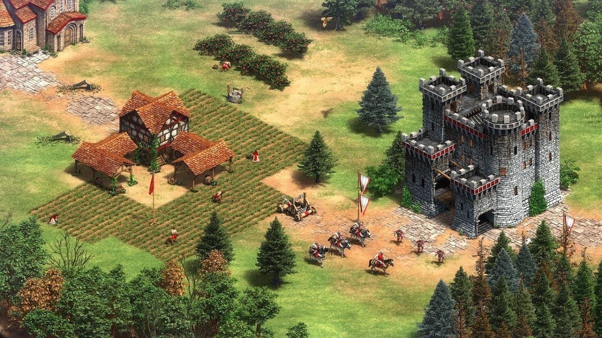 Age of Empires 2 construir