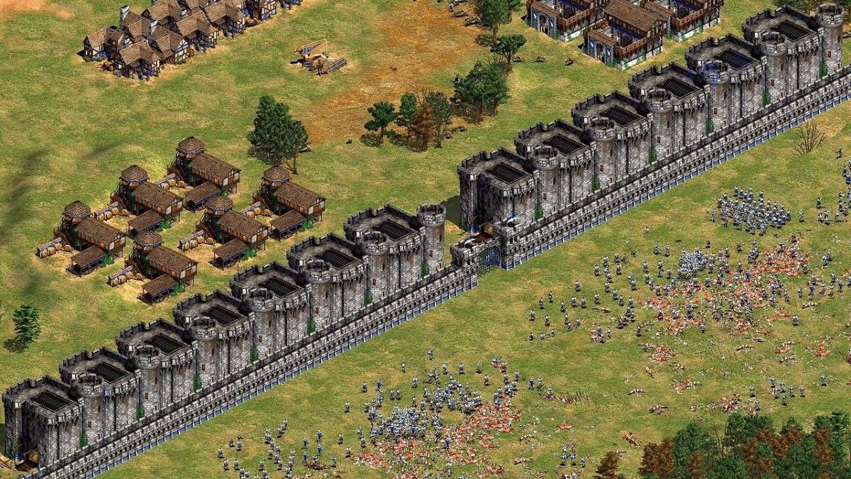 Castillos en Age of Empires 2