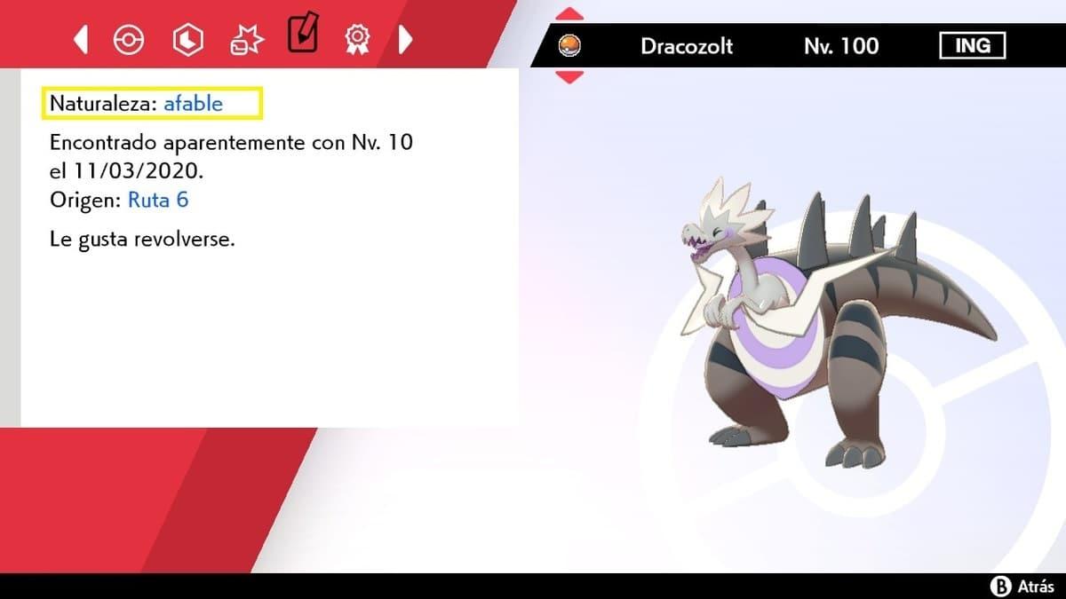 Naturaleza Pokémon