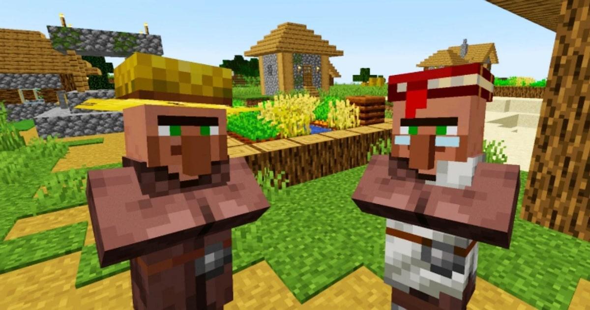 Profesiones aldeanos Minecraft