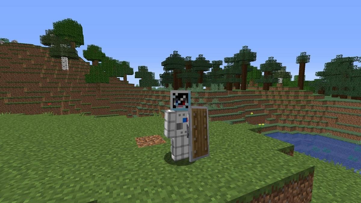 Telar de Minecraft