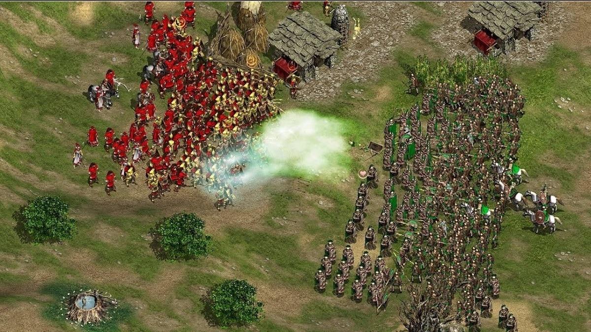 Imperium III batallas