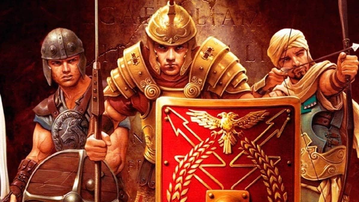Imperium III heroes