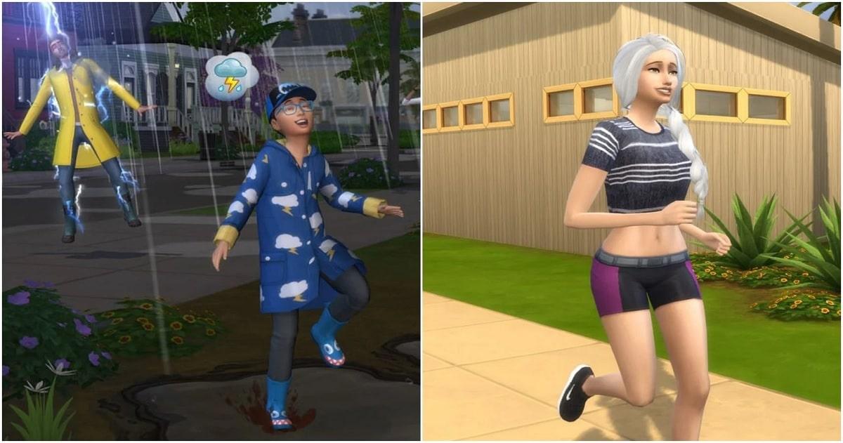 Contenidos personalizados Sims 4